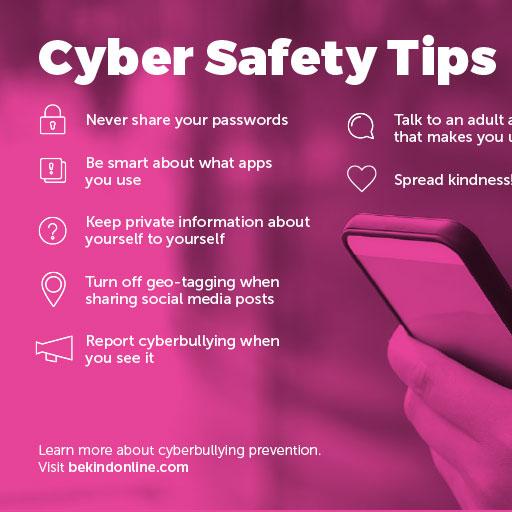 BKO Cyber Safety Tip Cards